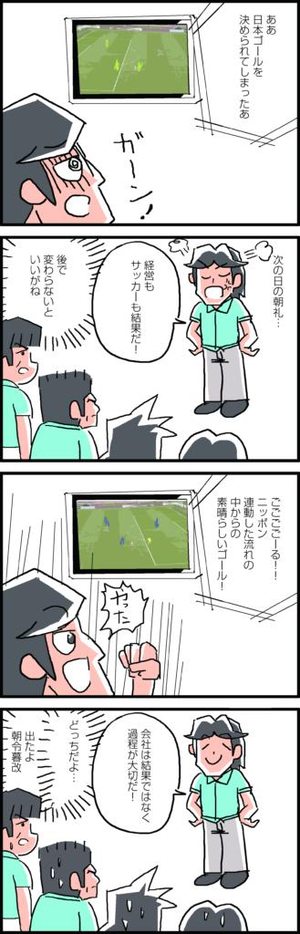 vol.47 サッカーW杯